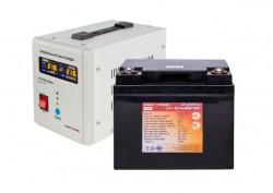 Источник бесперебойного питания с литиевой батареей Logic Power 500/50 Lifepo4