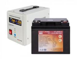 Источник бесперебойного питания с литиевой батареей Logic Power VA500/60 Li
