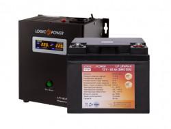 Источник бесперебойного питания с литиевой батареей Logic Power VA500/60 Li WallSET