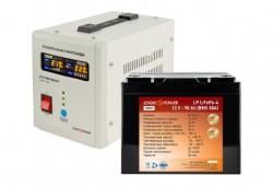Источник бесперебойного питания с литиевой батареей Logic Power VA800/90 Li