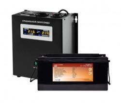 Источник бесперебойного питания с литиевой батареей Logic Power VA1500/90 LiWallSET