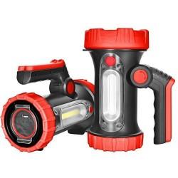 Фонарь ручной PowerBank Stark L-1-01 Li-Ion LED