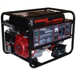 Бензиновый генератор Honda-Eternus BH8000DXE