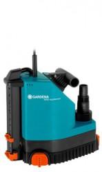 Дренажный насос для откачки воды досуха Gardena 9000 аquasensor