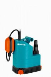 Дренажный насос для откачки воды досуха Gardena 7000 Classic