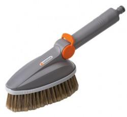 Щетка моющая ручная Gardena из конского волоса