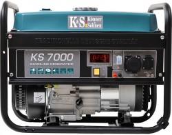 Бензиновый генератор Könner&Söhnen KS 7000
