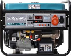 Трехфазный генератор Könner&Söhnen KS 7000 E3