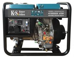Дизельный генератор Könner&Söhnen KS 8000DE ATSR