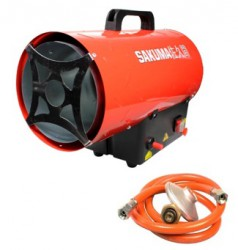 Тепловая пушка газовая SAKUMA SGA1401-30