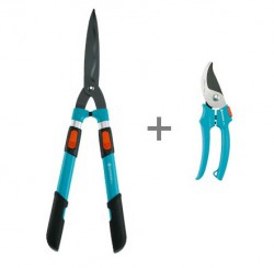 Ножницы + секатор Gardena Comfort 700T SET