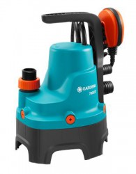 Дренажный насос для грязной воды Gardena 7000/D