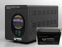 Источник бесперебойного питания Volter UPS-800+АКБ