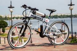 Электровелосипед CHINA HUMMER