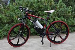 Электровелосипед CHINA FERRARI