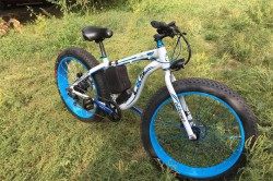 Электровелосипед CHINA FAT BIKE 48V/750W