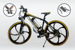 Электровелосипед CHINA PORSCHE