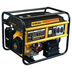 Генератор газ-бензин Sigma 5000 GPE
