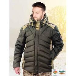 Куртка зимняя для охоты Alex MB SF-2 Arctic