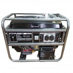 Бензиновый генератор Титан ПБГ 2800Е + Автоматика