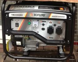 Бензиновый генератор Yotumi YM3200DX
