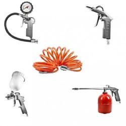 Набор пневматического инструмента Stark ATS1