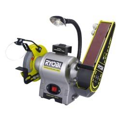 Точильный станок с лентой Ryobi RBGL650G