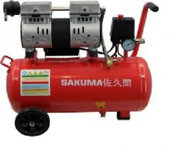Компрессор безмасляный SAKUMA T55024