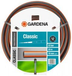 """Шланг садовый Gardena Classic Hose 19 mm (3/4"""") 20м"""
