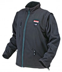 Куртка с подогревом Makita DCJ 200ZXL