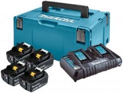 Набор аккумуляторов Makita 198091-4