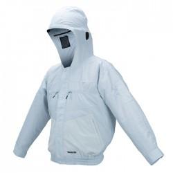 Аккумуляторная куртка с вентиляцией Makita DFJ 214L