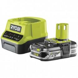 Зарядное устройство+1АКБ Ryobi ONE+ RC18120-125