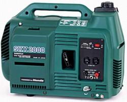 Бензиновый инверторный генератор Honda-Elemax SH-2000EX