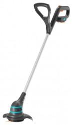 Аккумуляторный триммер для травы с ножами Gardena SmallCut Li-23R