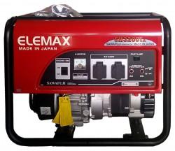 Бензиновый генератор Honda-Elemax SH-3200EX
