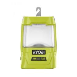 Аккумуляторный подвесной фонарь Ryobi ONE+ R18ALU-0