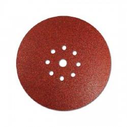 Шлифовальный круг S&R D225 P80 на липучке