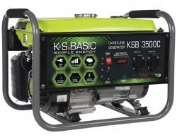 Бензиновый генератор Könner&Söhnen KSB 3500C