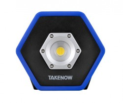 Аккумуляторный рабочий прожектор TAKENOW WL 4020