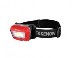Налобный фонарь Li-Ion TAKENOW HL 002