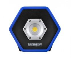 Прожектор автомеханика TAKENOW WL 4018 SET