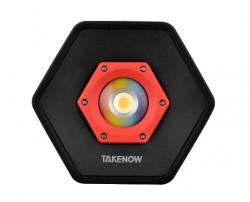 Инспекционный малярный фонарь TAKENOW WL 4118