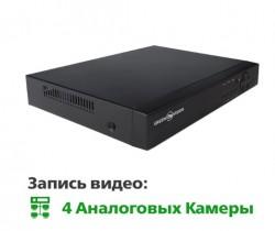 Видеорегистратор гибридный AHD  Green Vision GV-A-S 030/04 1080P (Pro)